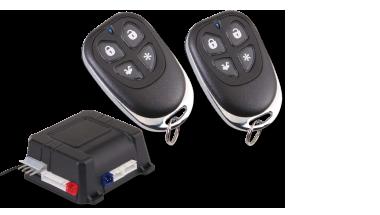 Scytek industries sp-888 2-way paging keyless entry car alarm.
