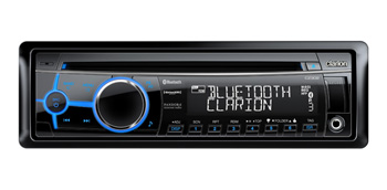 Clarion CMD7, Watertight Marine CD, MP3, WMA, AAC Receiver with USB