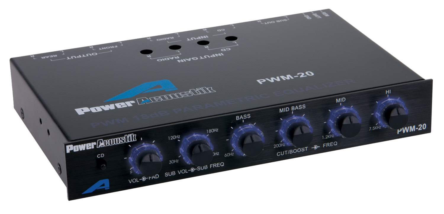 Power Acoustik PWM-20