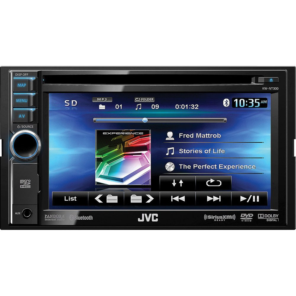 Jvc kenwood car audio