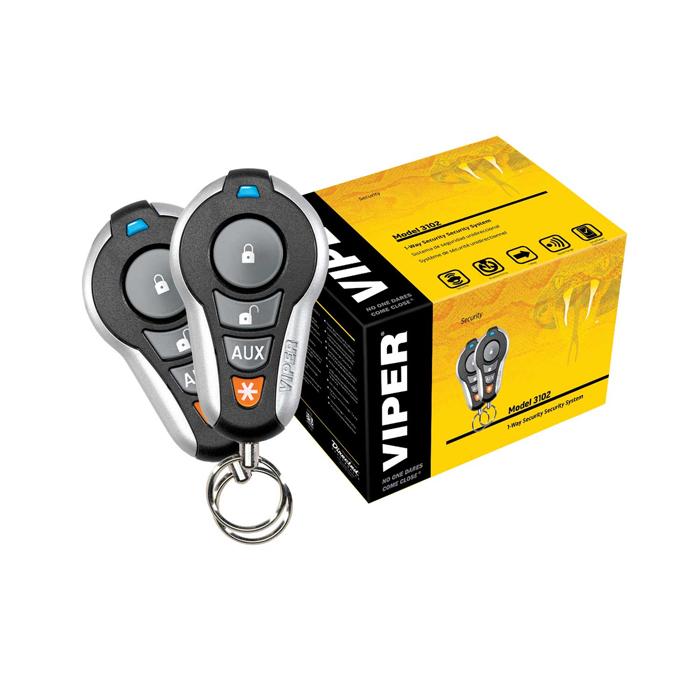 Viper 1002 Car Alarm With Keyless Entry Xr Plus